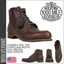 Wolverine WOLVERINE 1000 mile Cortland boots W00278 COURTLAND 1000MILE BOOT leather men's Wolverine