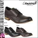 ★ slashing ★ カミナンド CAMINANDO プレーントゥウ shoes 2 color 1212 leather men's [regular]