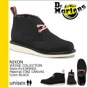 Dr. Martens Dr.Martens 2 Hall desert boots R14369002 NIXON canvas men's women's