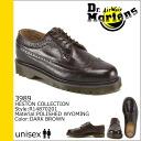 Dr. Martens Dr.Martens 5 Hall wing tip shoes R14870201 3989 leather men's