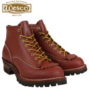 «Reservation products» «10 / 23 around stock» WESCO of WESCO 6 inch job master RW106100 6INCH JOB MASTER E wise leather mens Wesco