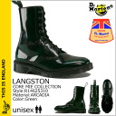 Dr. Martens Dr.Martens 8 hole boots R14625310 LANGSTON Made in England leather men women