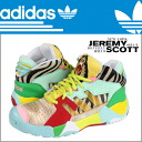 Adidas originals adidas Originals Jeremy Scott STREETBALL Jeremy Scott sneakers Q23513 fabric men's Street ball ObyO