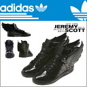 Adidas originals adidas Originals Jeremy Scott 2.0 Jeremy Scott WING sneakers Q23668 leather men's wing ObyO enamel