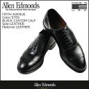 Allen Edmonds Allen Edmonds Saks Fifth Avenue キャップトゥ shoes FIFTH AVENUE 5705 カスタムカーフ leather E wise men