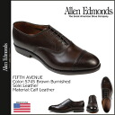 Allen Edmonds Allen Edmonds Saks Fifth Avenue キャップトゥ shoes FIFTH AVENUE 5745 calfleather E wise men