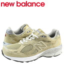 New balance new balance M990BG3 Made in U.S.A sneakers D wise suede x mesh mens suede