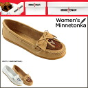 «Reservation products» «10 / 29 I will be in stock» Minnetonka MINNETONKA beaded Kirti moccasins BEADED KILTY MOC leather women's