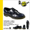 Dr. Martens Dr.Martens 3 Hall shoes R14046410 1461 VEGAN synthetic leather men women