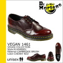Dr. Martens Dr.Martens 3 Hall shoes R14046601 1461 VEGAN synthetic leather men women