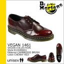 Dr. Martens Dr.Martens 3 Hall shoes R14046601 1461 VEGAN synthetic leather men women