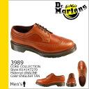Dr. Martens Dr.Martens 3 Hall wing tip shoes R14147270 3989 leather men's