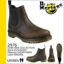 [SOLD OUT] Dr. Martens Dr.Martens Couleur [Brown] R15258201 2976 leather men's [regular]