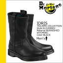 Dr. Martens Dr.Martens Engineer Boots R15309001 IDRIS leather men's engineer boots