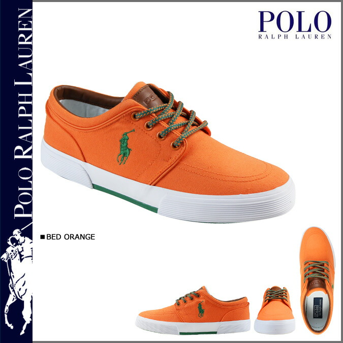Polo Ralph Lauren POLO by RALPH LAUREN FAXON LOW CANVAS sneakers Faxon low canvas men
