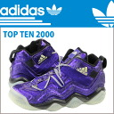 2000 2000 Adidas adidas TOP TEN sneakers G65992 top ten leather men purple The Nightmare Before Christmas 02P13Dec13_m