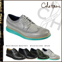 Cole Haan Cole Haan ルナグランド long wing shoes C11948 LUNARGRAND LONG WING M wise leather men's