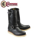 [Regular] Chippewa CHIPPEWA 11 inch Odessa Highlander [Black] 1901M00 11INCH ODESSA HIGHLANDER E wise leather men's BOOT