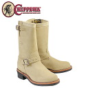 Chippewa CHIPPEWA 11 inch plain to engineer boots 1901M06 11INCH PLAIN TOE ENGINEER E wise suede men's suede 02P13Dec13_m