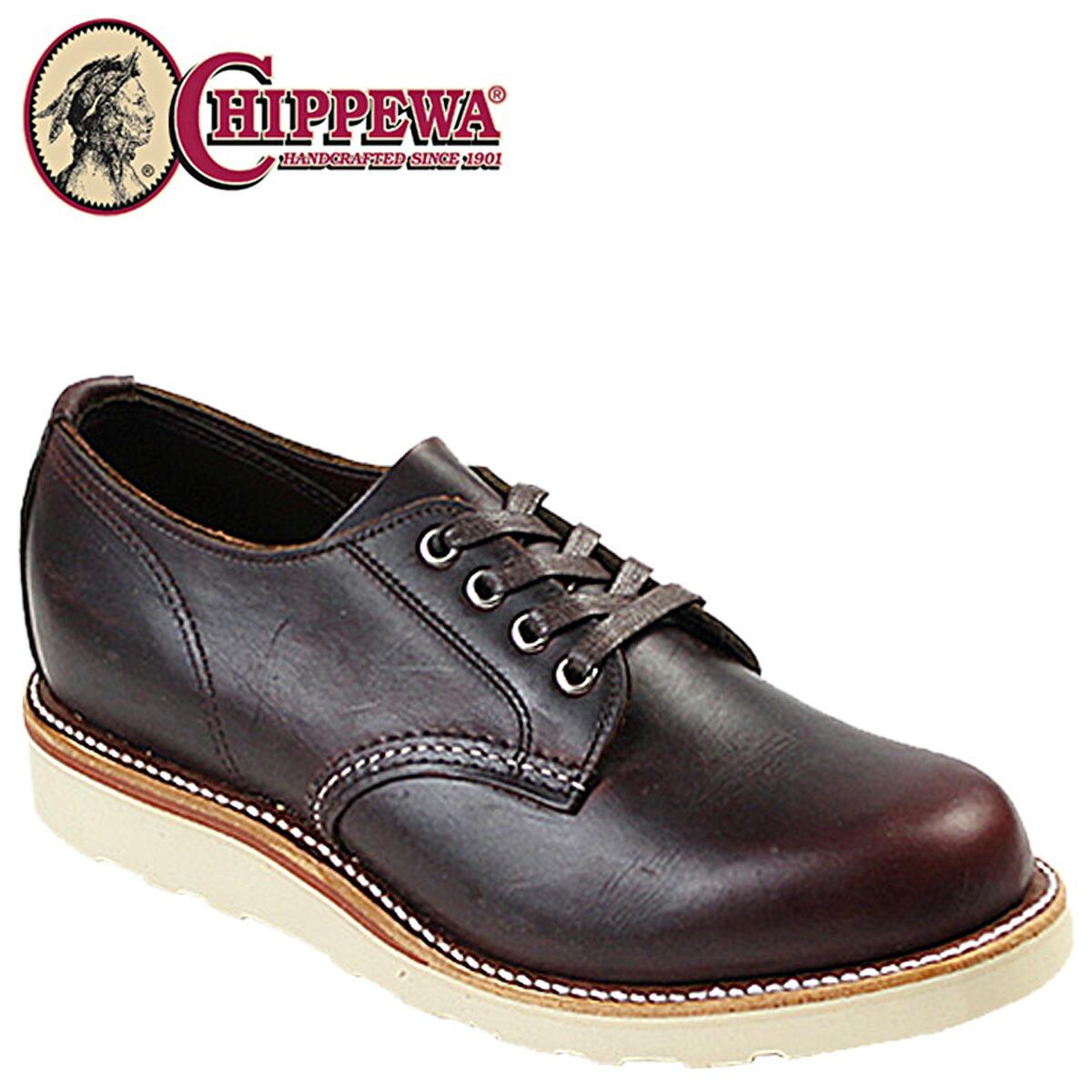 Chippewa Plain Toe Oxford Plain Toe Oxford ★