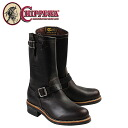 [Regular] Chippewa CHIPPEWA 11 inch plain to engineer [cordovan] 1901M49 11INCH PLAIN TOE ENGINEER E wise leather men's BOOT