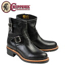 Chippewa CHIPPEWA 7-inch plain to engineer boots 1901M51 7INCH PLAIN TOE ENGINEER E wise leather men's