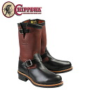 Chippewa CHIPPEWA 11-inch steel to engineer 1901M59 11INCH STEEL TOE ENGINEER E wise leather mens BOOT ★ ★