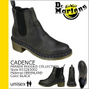 Point 2 x Dr. Martens Dr.Martens R15283002 Couleur [Black] CADENCE leather mens Womens unisex [1 / 14 new in stock] [regular] ★ ★ 05P11Jan14