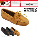 Minnetonka MINNETONKA Womens ムースハイド classic moccasin 3 color] [490 492 499] MOOSEHIDE CLASSIC WOMEN's leather [1 / 28 new in stock] [regular] ★ ★