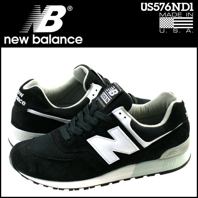 mens new balance 576 black