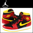 1 555,088-017 nike NIKE AIR JORDAN RETRO HIGH OG sneakers Air Jordan 1 nostalgic high original leather men red