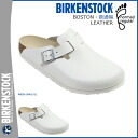 Birkenstock-BIRKENSTOCK Boston BOSTON [normal width leather] wave mens Womens unisex Sandals [4 / 17 new in stock] [regular]