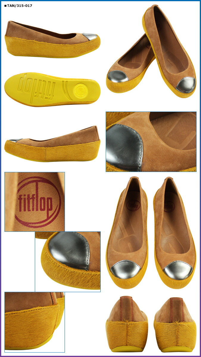 Fitflop Shoes Due Shiny Pony Black