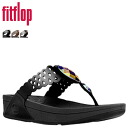 Fit flops FitFlop women's BIJOO Bijou Sandals 3 colors leather SANDAL 362 [3 / 17 new in stock] [regular]