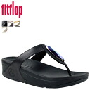 Fit flops FitFlop women's LEATHER CHADA chada Sandals 4 color leather SANDAL 364 [3 / 17 new in stock] [regular]