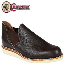 Chippewa CHIPPEWA 4 inch plain to side Gore boots 4 INCH PLAIN TOE SIDEGOE BOOT ROMEO E wise leather mens 4020 coffee [1 / 8 new in stock] [regular] ★ ★
