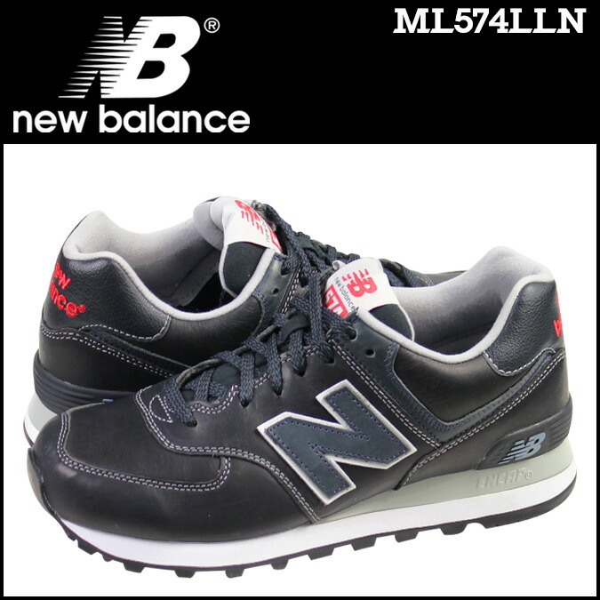new balance 574 leather sold