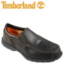 Point 2 x Timberland Timberland Earthkeepers Richmond slip-on shoes EK RICHMONT SLIP ON leather men's 5046A Brown [3 / 24 new stock] [regular]
