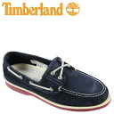 Timberland Timberland icon classic Hall 2 boat shoe ICON CLASSIC 2 EYE leather men's deck shoes 6305A Navy [3 / 24 new in stock] [regular] 02P11Apr15