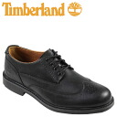 Timberland Timberland Earthkeepers storm back brogue Oxford Shoes EK STORMBUCK BROGUE OX leather men's 9741A black [3 / 24 new in stock] [regular]