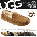 «Reservation products» «11 / 29 days will be in stock» ★ 40% off ★ UGG UGG men's Ascot slip-on 5775 ASCOT MENS Sheepskin Sheepskin