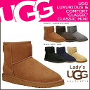 ★ ★ UGG UGG women's classic mini boots 5854 WOMENS CLASSIC MINI ladies 2013 FALL new Sheepskin 41% off!
