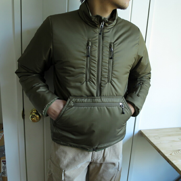 ENDS and MEANS Tactical Puff Jacket