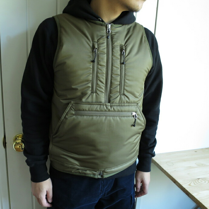 ENDS and MEANS / Tactical Puff Vest