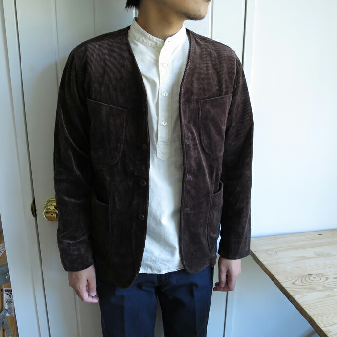 ENDS and MEANS Aldous Jacket / Cord