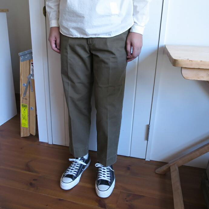 ENDS and MEANS Work Chino Pants