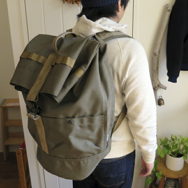 ENDS and MEANS Refugee Duffle Bag
