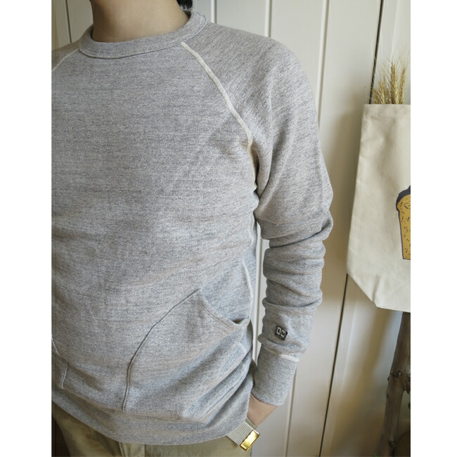 ENDS and MEANS  Crew Neck Sweat ���󥺥���ɥߡ��� ���롼�ͥå����������å�
