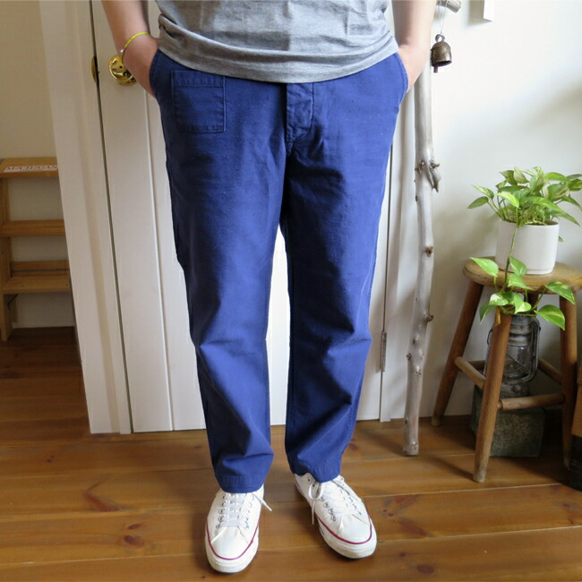 ENDS and MEANS Grandpa Summer Trousers