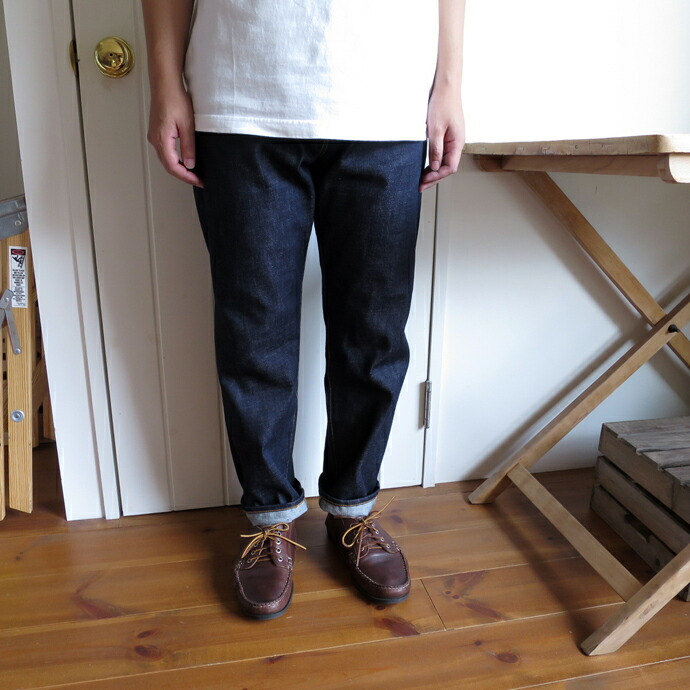 ENDS and MEANS 5Pockets Denim